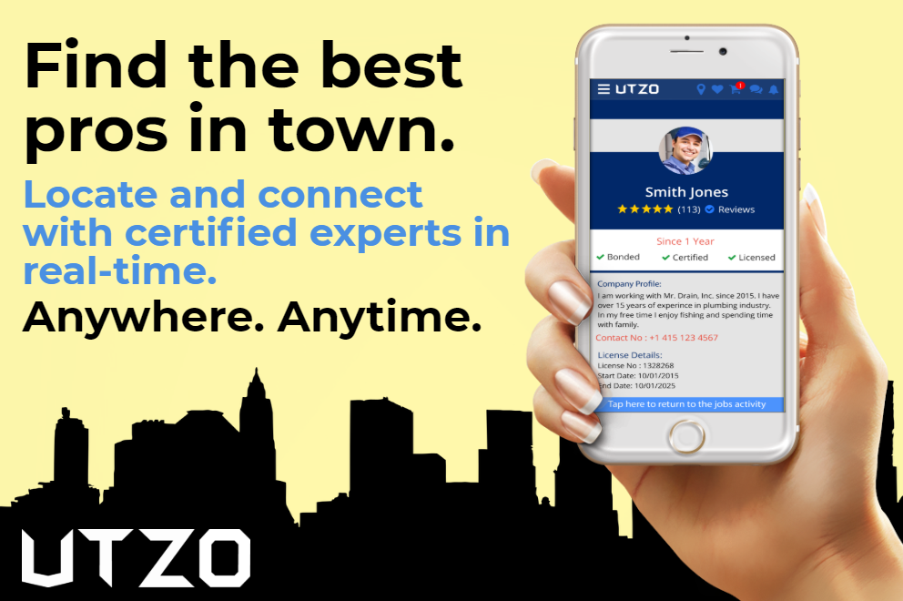 Utzo - Plumbing Services