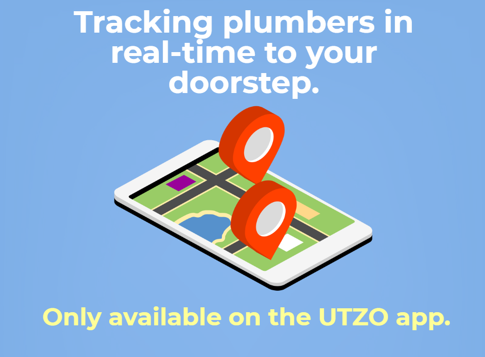 Know where your plumber is before you contact them!