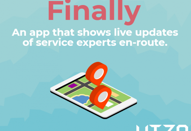 UTZO is the easiest and fastest way to connect to a service pro