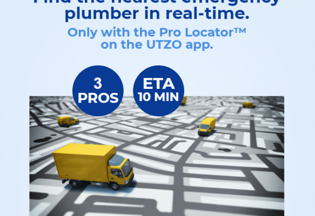 UTZO was designed by service professionals