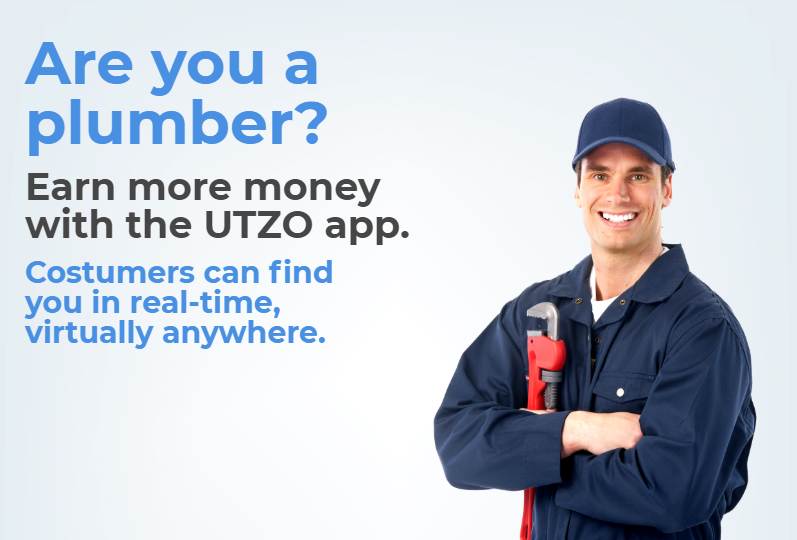 Plumbers triple their revenue after signing up with UTZO