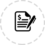 business filing icon